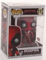 "Ryan Reynolds Signed ""Deadpool"" #111 Marvel Funko Pop Figure (PSA COA)"