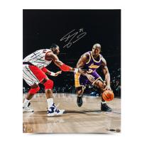 Shaquille O'Neal Signed Los Angeles Lakers 16x20 LE Photo (UDA COA)