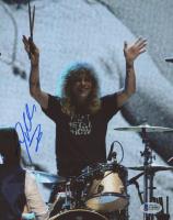"""Steven Adler Signed """"Guns N' Roses"""" 8x10 Photo (Beckett COA)"""