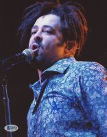 "Adam Duritz Signed ""Counting Crows"" 8x10 Photo (Beckett COA)"