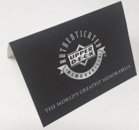 "Brett Favre Signed ""The Show"" 20x46 Custom Framed Photo (UDA COA) at PristineAuction.com"