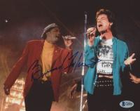"""Bernard Fowler Signed """"The Rolling Stones"""" 8x10 Photo (Beckett COA)"""