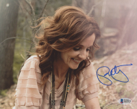 Patty Griffin Signed 8x10 Photo (Beckett COA)