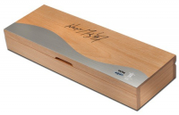 Wayne Gretzky Signed LE 2010 Olympic Torch Box with BIRKS Replica Torch (UDA COA) at PristineAuction.com