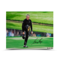 "Gary Player Signed ""The Kick"" Limited Edition 16x20 Photo (UDA COA) at PristineAuction.com"