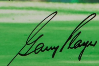 """Gary Player Signed """"The Kick"""" Limited Edition 16x20 Photo (UDA COA) at PristineAuction.com"""