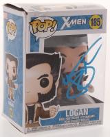 "Hugh Jackman Signed ""X-Men"" #185 Logan Funko Pop Figure (PSA COA) at PristineAuction.com"