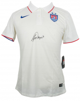 Alex Morgan Signed Team USA Nike Jersey (JSA COA)