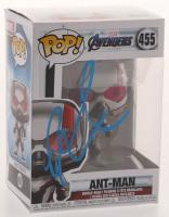 "Paul Rudd Signed ""Avengers"" #455 Ant-Man Funko Pop Figure (PSA COA) at PristineAuction.com"