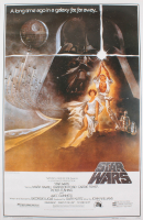 """Star Wars: Episode IV- A New Hope"" 27x40 Movie Poster"