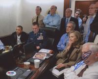 "Rob O'Neill Signed ""FBI Most Wanted List"" 8x10 Photo (PSA COA)"