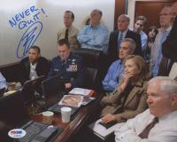 """Rob O'Neill Signed 8x10 Photo Inscribed """"Never Quit!"""" (PSA COA)"""