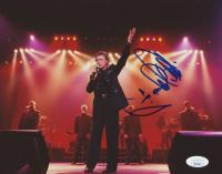 Frankie Valli Signed 8x10 Photo (JSA COA)