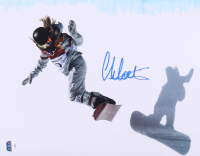 Chloe Kim Signed 11x14 Photo (LOJO COA)