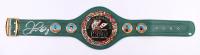 Floyd Mayweather Jr. Signed Full-Size WBC Heavyweight Championship Belt (Schwartz COA)