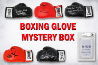 Schwartz Sports Boxing Superstar Signed Mystery Boxing Glove - Series 3 (Limited to 100)