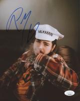 Post Malone Signed 8x10 Photo (JSA COA)