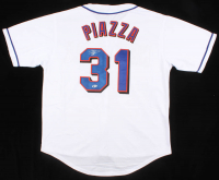 Mike Piazza Signed Jersey (Beckett COA) at PristineAuction.com