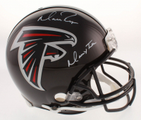 "Matt Ryan Signed Falcons Full-Size Authentic On-Field Helmet Inscribed ""Matty Ice"" (Fanatics Hologram) at PristineAuction.com"