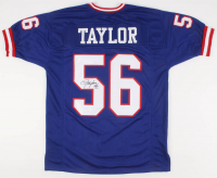 Lawrence Taylor Signed New York Giants Jersey (JSA COA) at PristineAuction.com