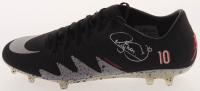 Neymar Signed Nike Hypervenom Soccer Cleat (PSA COA) at PristineAuction.com