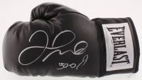 """Floyd Mayweather Signed Everlast Boxing Glove Inscribed """"50 - 0"""" (Schwartz COA) at PristineAuction.com"""