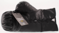 "Floyd Mayweather Signed Everlast Boxing Glove Inscribed ""50-0"" (Schwartz COA) at PristineAuction.com"