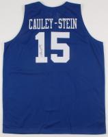 Willie Cauley-Stein Signed Kentucky Wildcats Jersey (JSA COA)