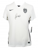 Alex Morgan Signed Team USA Nike Soccer Jersey (JSA COA)