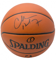 Charles Barkley Signed NBA Game Ball Series Basketball (Beckett COA) at PristineAuction.com