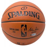 Charles Barkley Signed NBA Game Ball Series Basketball (Beckett COA) at PristineAuction.com
