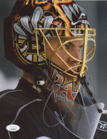 Tuukka Rask Signed Boston Bruins 8x10 Photo (JSA COA)