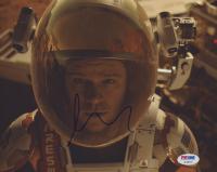 "Matt Damon Signed ""The Martian"" 8x10 Photo (PSA COA) at PristineAuction.com"