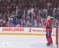 Carey Price Signed Montreal Canadiens 8x10 Photo (JSA COA)