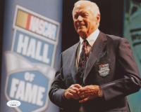 Dale Inman Signed NASCAR 8x10 Photo (JSA COA)
