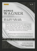 2016 Immaculate Collection #8 Honus Wagner at PristineAuction.com