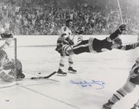 "Bobby Orr Signed Bruins 16x20 Photo Inscribed ""HOF '79"" (PSA COA) at PristineAuction.com"