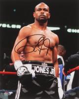 Roy Jones Jr. Signed 8x10 Photo (Schwartz COA)
