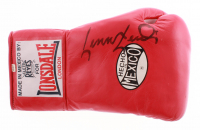 Lennox Lewis Signed Everlast Boxing Glove (JSA Hologram) at PristineAuction.com