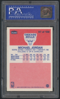 1986-87 Fleer #57 Michael Jordan RC (PSA 8) at PristineAuction.com