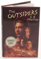 "S. E. Hinton Signed ""The Outsiders"" Hardcover Book Inscribed ""Stay Gold!"" (PSA COA) at PristineAuction.com"