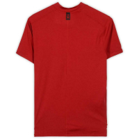 Tiger Woods Signed Nike Red Vapor Dry Mock Turtleneck Shirt (UDA COA) at PristineAuction.com