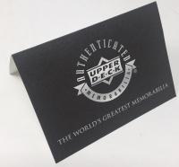 Tiger Woods Signed Nike Red Vapor Dry Mock Turtleneck Shirt (UDA COA) at PristineAuction.com
