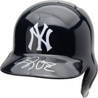 Luke Voit Signed Yankees Full-Size Batting Helmet (Fanatics Hologram) at PristineAuction.com