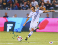 Landon Donovan Signed LA Galaxy 11x14 Photo (PSA COA) at PristineAuction.com