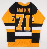 Evgeni Malkin Signed Jersey (TSE COA)