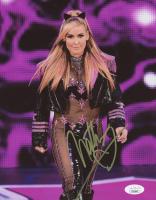 Natalya Neidhart Signed WWE 8x10 Photo (JSA COA)
