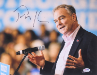 Tim Kaine Signed 11x14 Photo (PSA COA) at PristineAuction.com