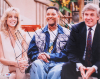 "Donald Trump Signed ""The Fresh Prince of Bel-Air"" 11x14 Photo (PSA LOA) at PristineAuction.com"