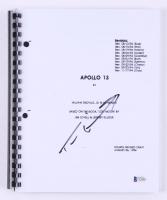 "Tom Hanks Signed ""Apollo 13"" Movie Script (Beckett COA) at PristineAuction.com"